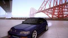 Honda Civic CRX JDM para GTA San Andreas
