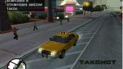Um táxi de Gta IV