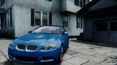 BMW M3 E92 ZCP 2012