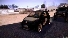 Toyota Yaris para GTA San Andreas