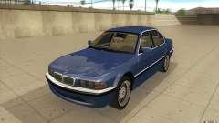 BMW 750iL 1995