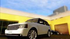 Land-Rover Range Rover Supercharged Series III para GTA San Andreas