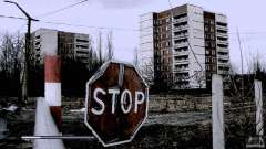Telas de carregamento Chernobyl para GTA San Andreas