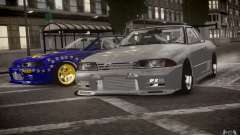 Nissan Skyline R32 FST Drift Korch