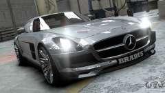 Mercedes-Benz SLS 2011 Brabus AMG Widestar