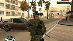 Novos soldados para GTA San Andreas