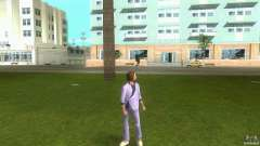 Alterar o Player pele para GTA Vice City
