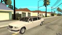 GAZ 3110 Sedan para GTA San Andreas