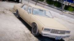 Chevrolet Impala 1983