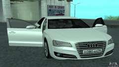 Audi A8 para GTA San Andreas