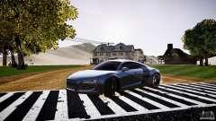 Audi R8 2008 para GTA 4