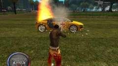 GTA 5 HUD para GTA San Andreas