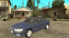 Peugeot 406 Sedan C para GTA San Andreas