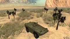 Pele BRDM-1 1