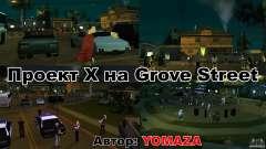 Projeto x na Grove Street
