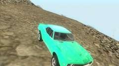 Chevrolet Camaro z28 para GTA San Andreas