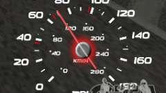 Velocímetro multifunções para GTA San Andreas