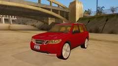 Saab 9-7X para GTA San Andreas