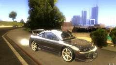 Mitsubishi Eclipse DriftStyle para GTA San Andreas