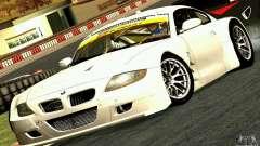 BMW Z4 E85 M GT 2008 V1.0 para GTA San Andreas