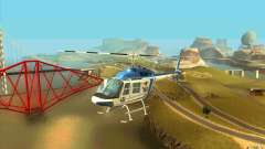 Bell 206 B Police texture1