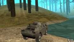 Versão de inverno BRDM-2