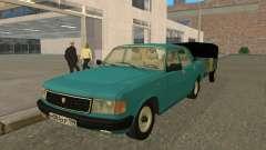 """GAZ 31029 """"Volga para GTA San Andreas"""