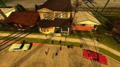 Área da festa para GTA San Andreas
