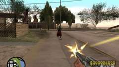 Parecido com o Counter-Strike para GTA San Andreas para GTA San Andreas