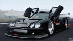 Mercedes-Benz CLK GTR Race Car
