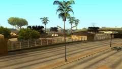 Cerca ao redor do Groove Sreet para GTA San Andreas