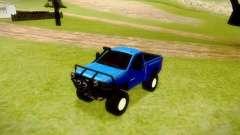 Chevrolet Silverado OFFRoad para GTA San Andreas