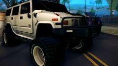 Hummer H2 Monster 4x4 para GTA San Andreas