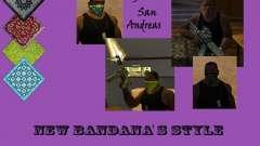 New Bandanas Style