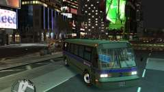 MTA NYC bus