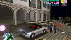 Ford Mustang GT Concept para GTA Vice City