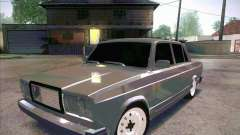 VAZ 2107 criminoso para GTA San Andreas