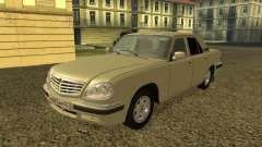 GAZ Volga 31105 restyling para GTA San Andreas