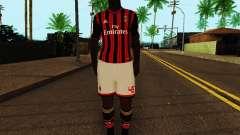 Mario Balotelli v1 para GTA San Andreas