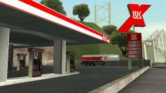 Carregamento LUKOIL para GTA San Andreas