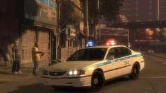 Chevrolet Impala Police 2003 para GTA 4