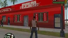 Loja Ecko para GTA San Andreas