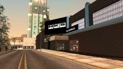 New HKS Style Tuning Garage