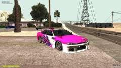 Nissan Silvia S14 kuoki RDS