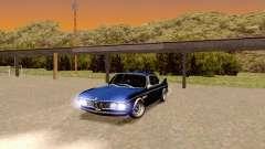 BMW 30 CSL Drift
