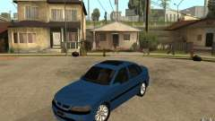 Opel Vectra CD 1997 para GTA San Andreas