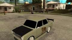 Vaz 2101 D-LUXE para GTA San Andreas