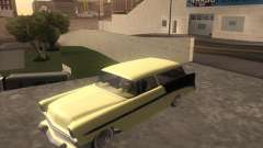 Chevrolet Bel Air Nomad 1956 custom para GTA San Andreas