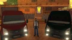 Ford Transit 350L