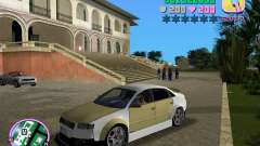 Audi S4 Tuned para GTA Vice City